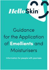 E-book and Booklet: Guidance for the Application of Emollients and Moisturisers Accessories - 1