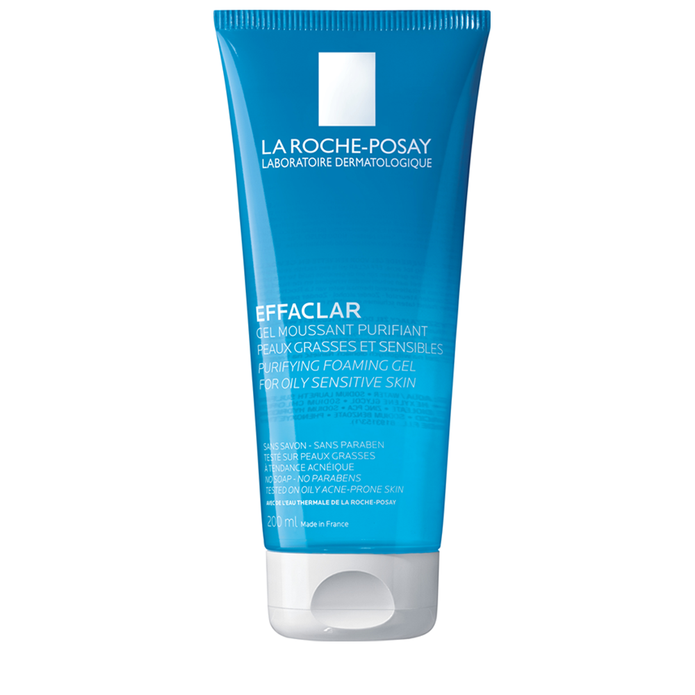 La Roche-Posay Effaclar Purifying Foaming Gel for combination or oily skin - 200ml