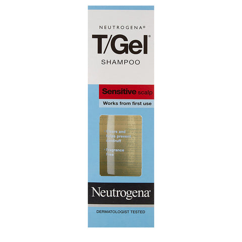 Neutrogena T/Gel Shampoo Sensitive Scalp - 125ml