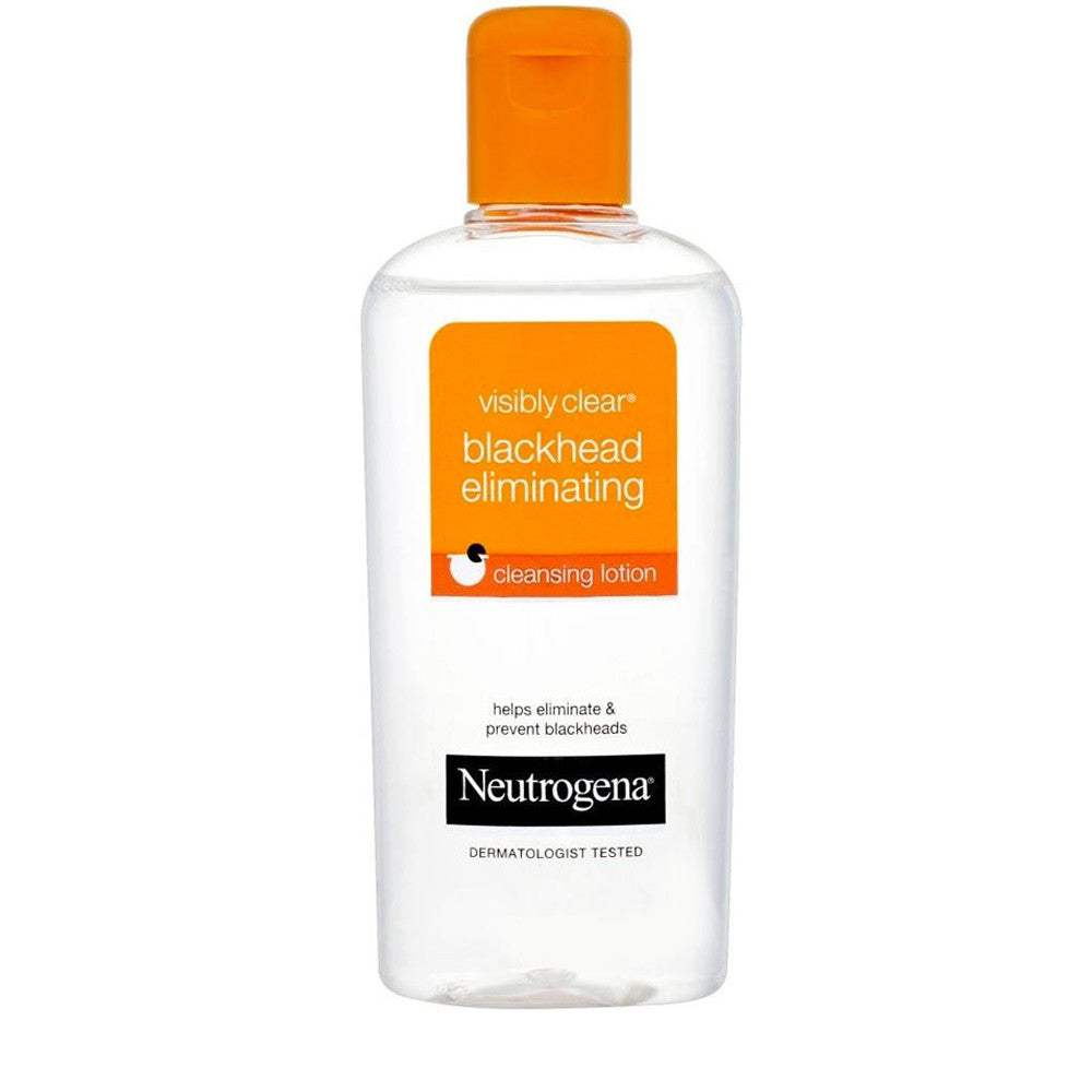 Neutrogena Visibly Clear Blackhead Eliminating Cleansing Lotion - 200ml