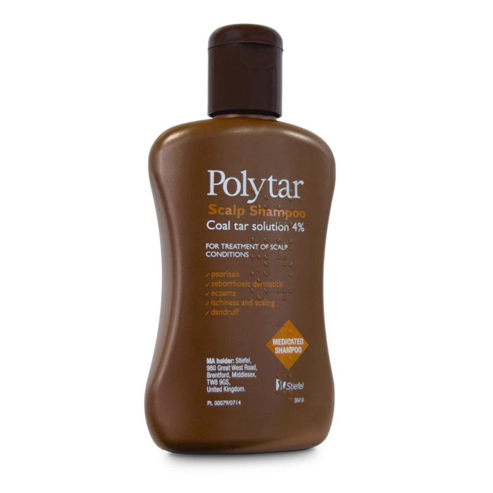 Polytar Scalp Shampoo - 150ml