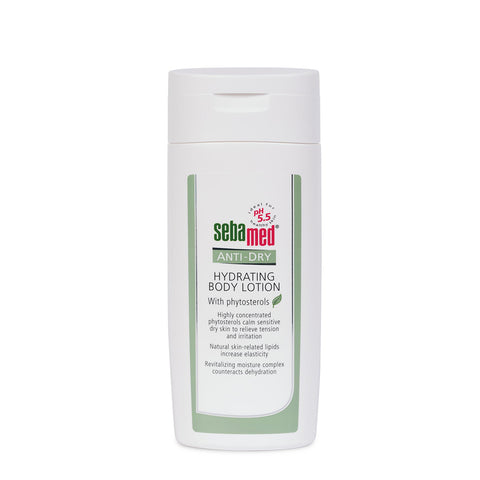Sebamed Anti-Dry Hydrating Body Lotion for Psoriasis & Dry Skin - 200ml