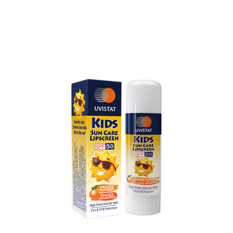 UVISTAT Kids Lipscreen Sun Care SPF50 for sensitive skin - 5g