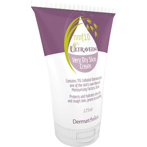 Ultraveen Very Dry Skin Cream for Psoriasis & Dry Skin - 125ml