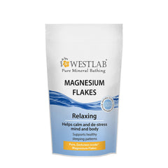 Westlab Magnesium Flakes for dry and itchy skin - 5kg, 1kg