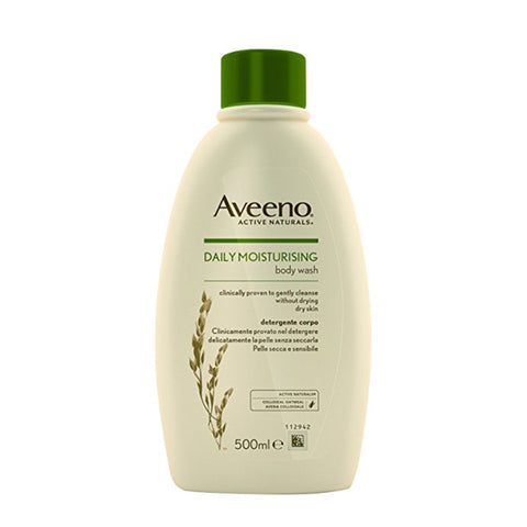 Aveeno Daily Moisturising Body Wash for dry skin - 500ml