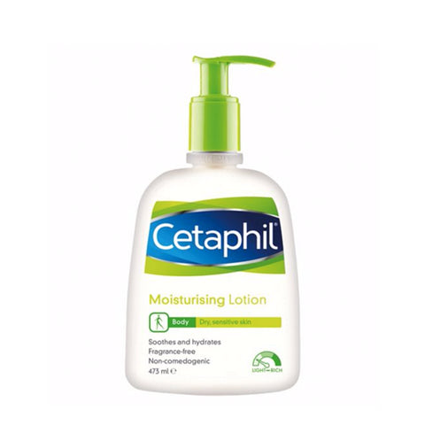 Cetaphil Moisturising Lotion That Soothes and Hydrates - 473ml, 236ml