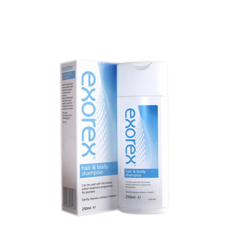 Csrex Hair & Body Shampoo for Psoriasis - 250ml