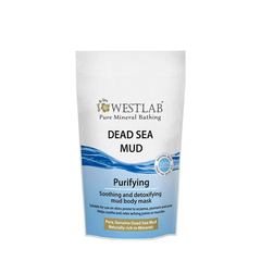 Westlab Dead Sea Mud for skin prone to Eczema and Psoriasis - 4.5kg, 600g