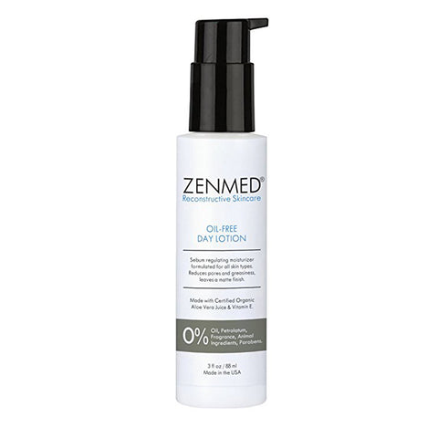 Zenmed Oil-Free Day Lotion for Problematic and Sensitive Skin - 88ml