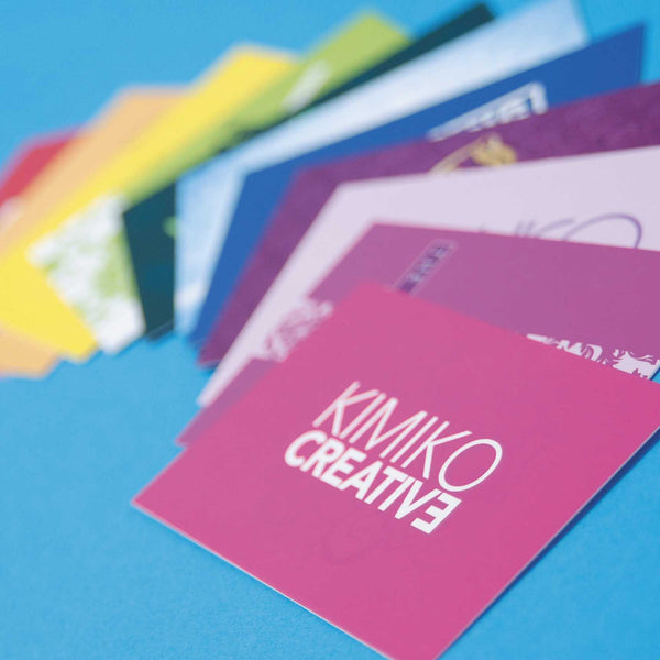 450gsm Matt Laminated Business Cards