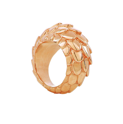 Nocturnal Ring Gold