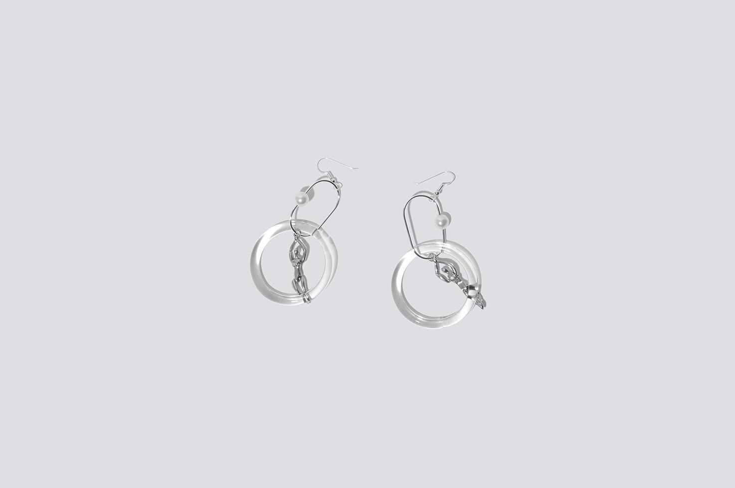 Swim and Kiss Earring - MAIMOUN