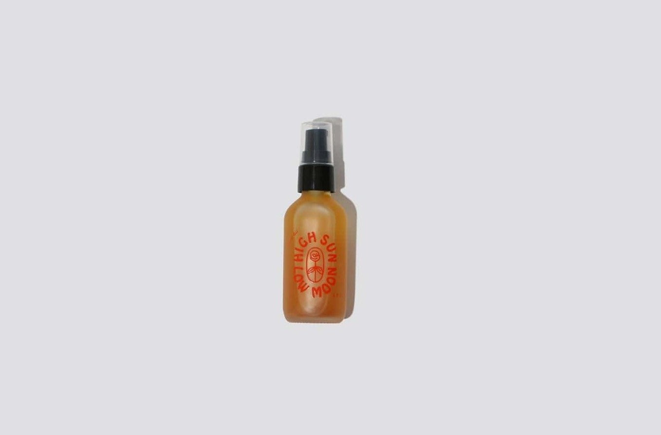 Golden Body Oil