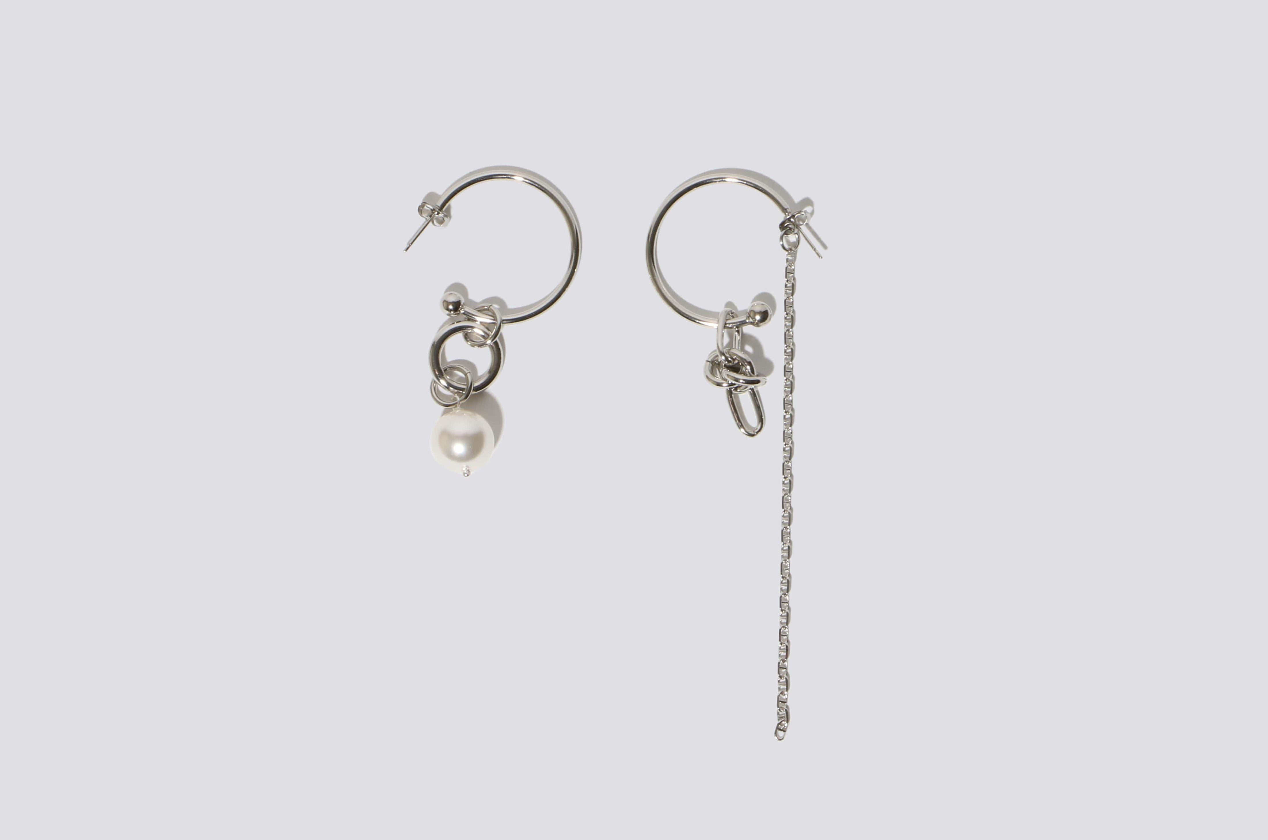 Maimoun Justine Clenquet Emma Earrings