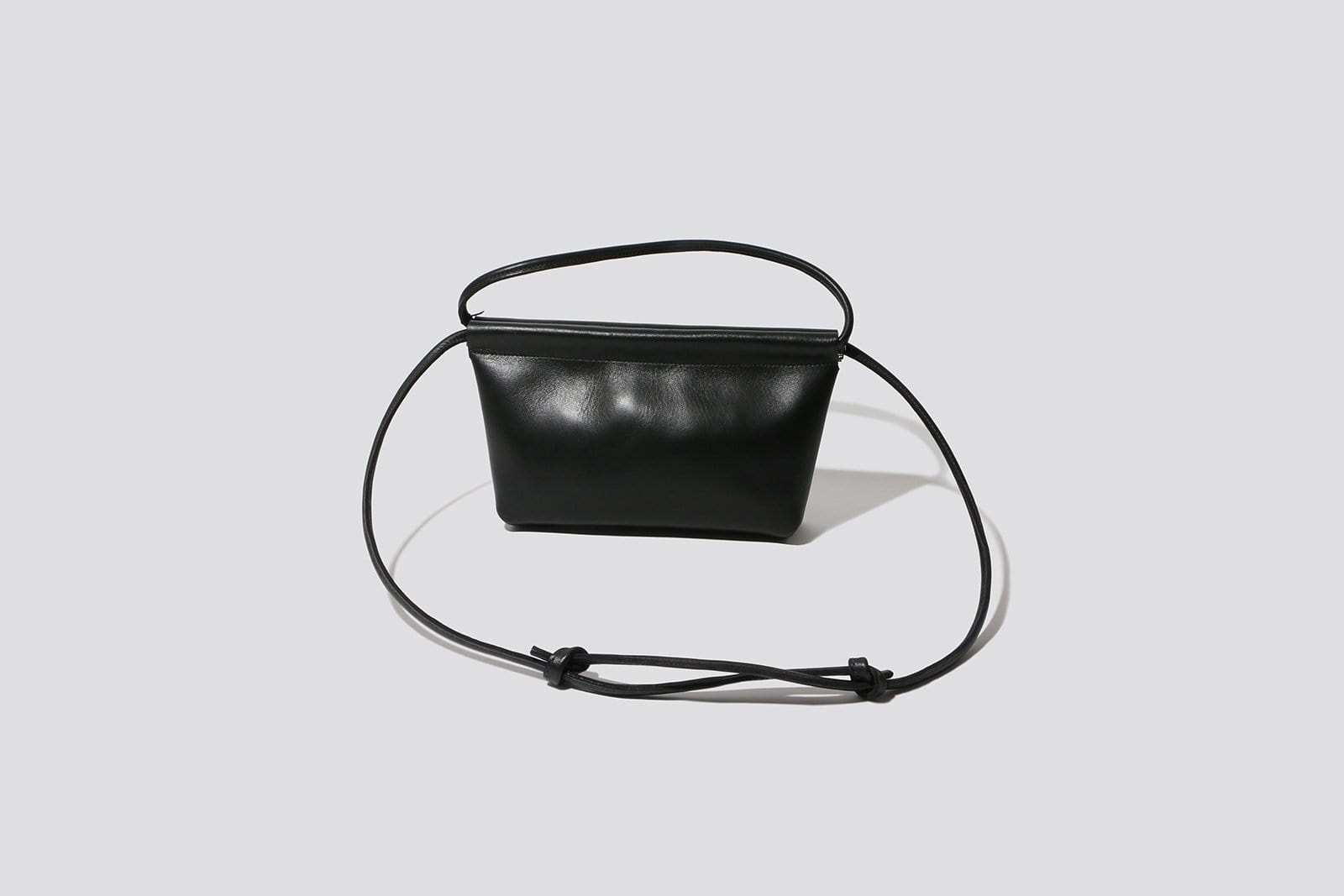 Maimoun Marloe Black Long Florine Bag