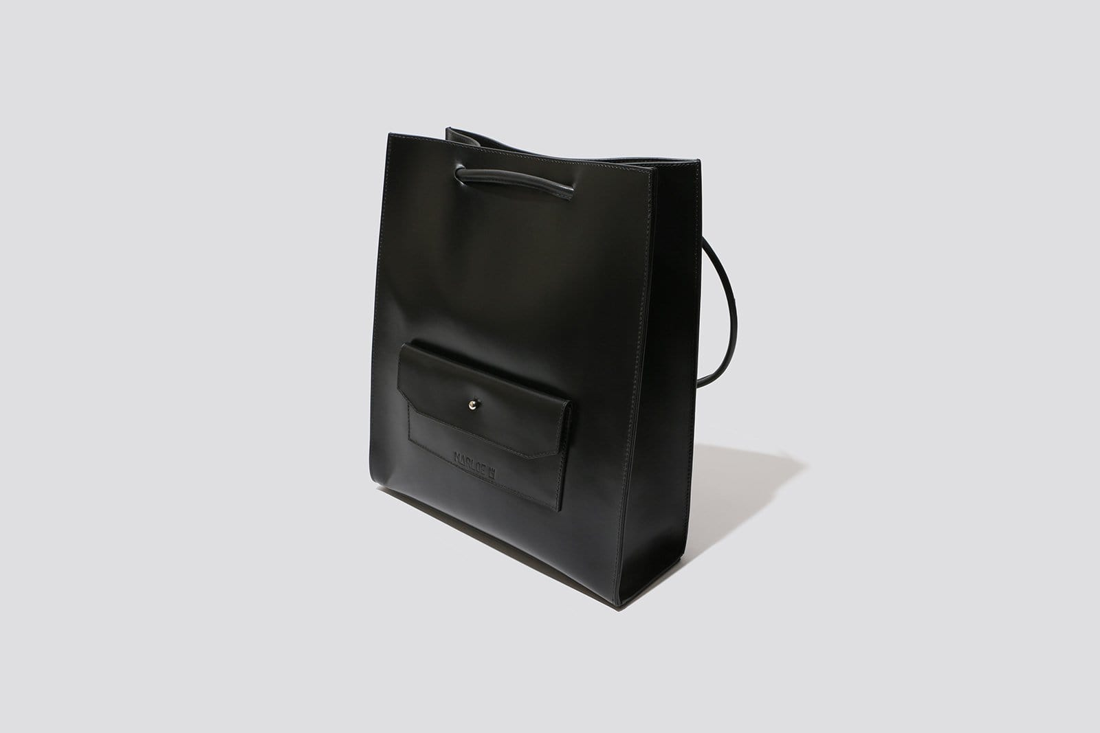 Maimoun Marloe Black Martina Backpack