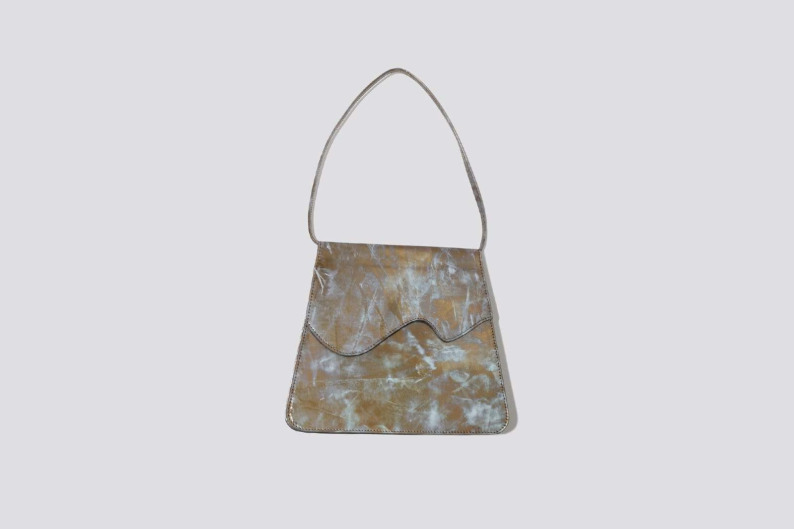 Gilda Bronze Purse - MAIMOUN