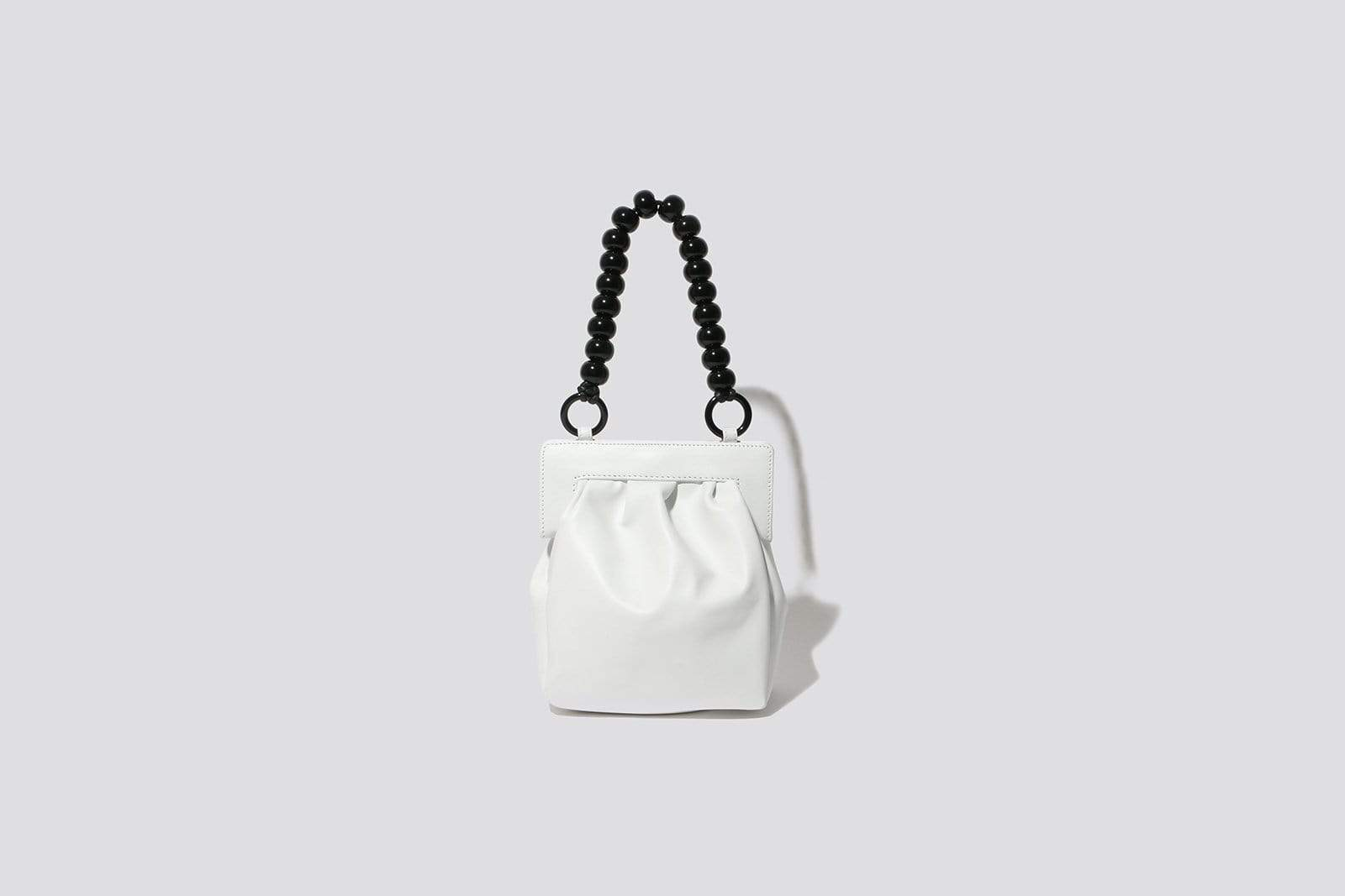 White Glow Purse - MAIMOUN