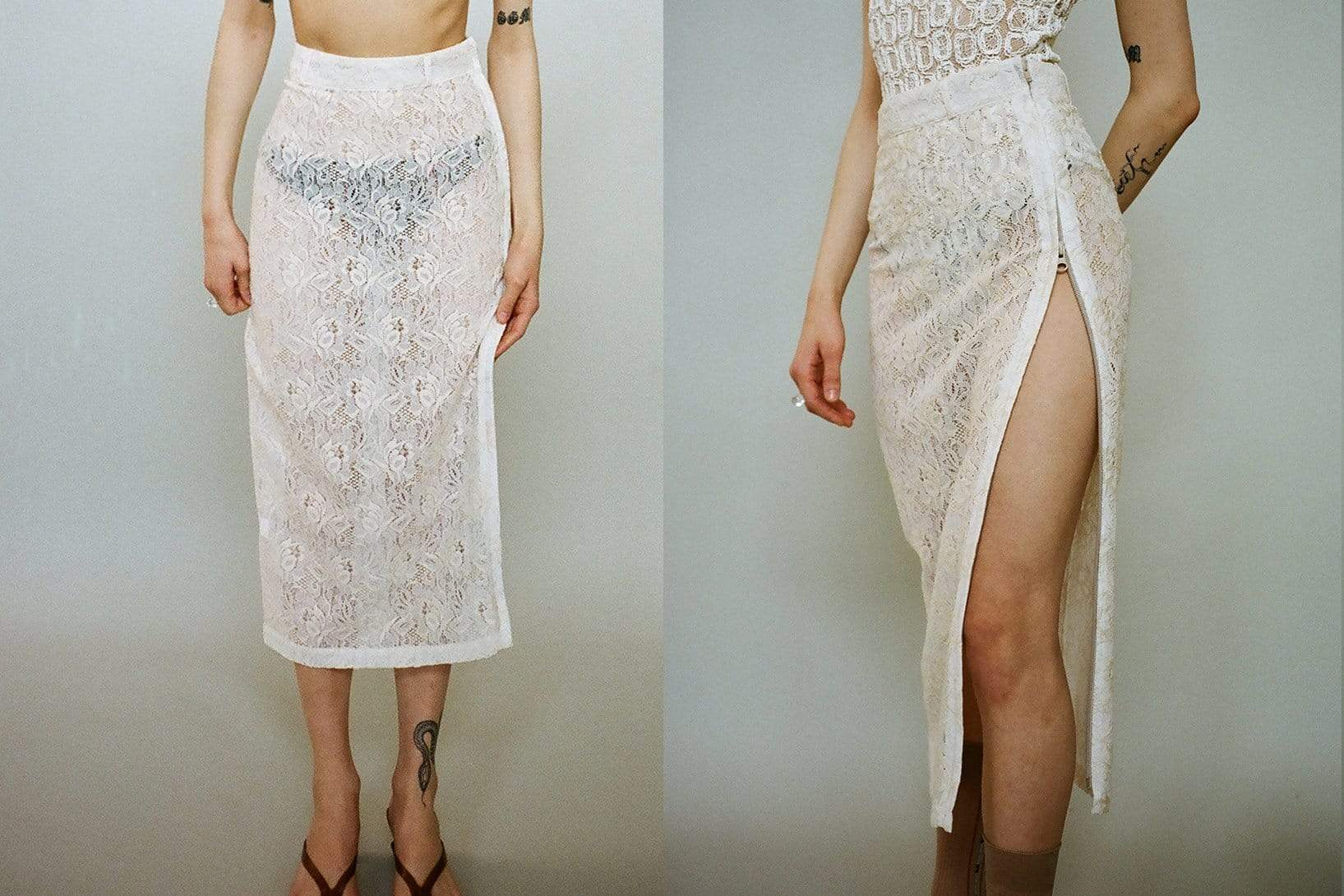 Philo Skirt - MAIMOUN