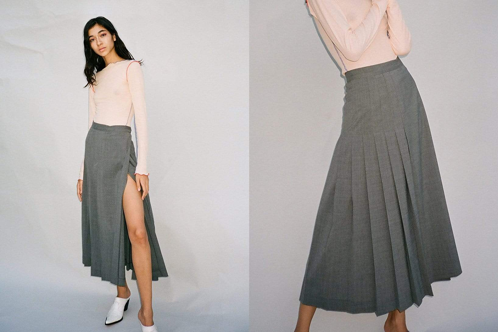 Umbra Skirt - MAIMOUN