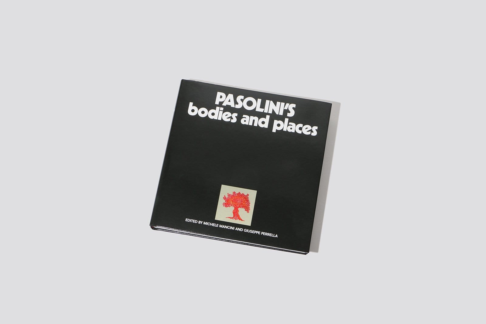 Maimoun Michele Mancini and Giuseppe Perrella Pasolini's Bodies and Places