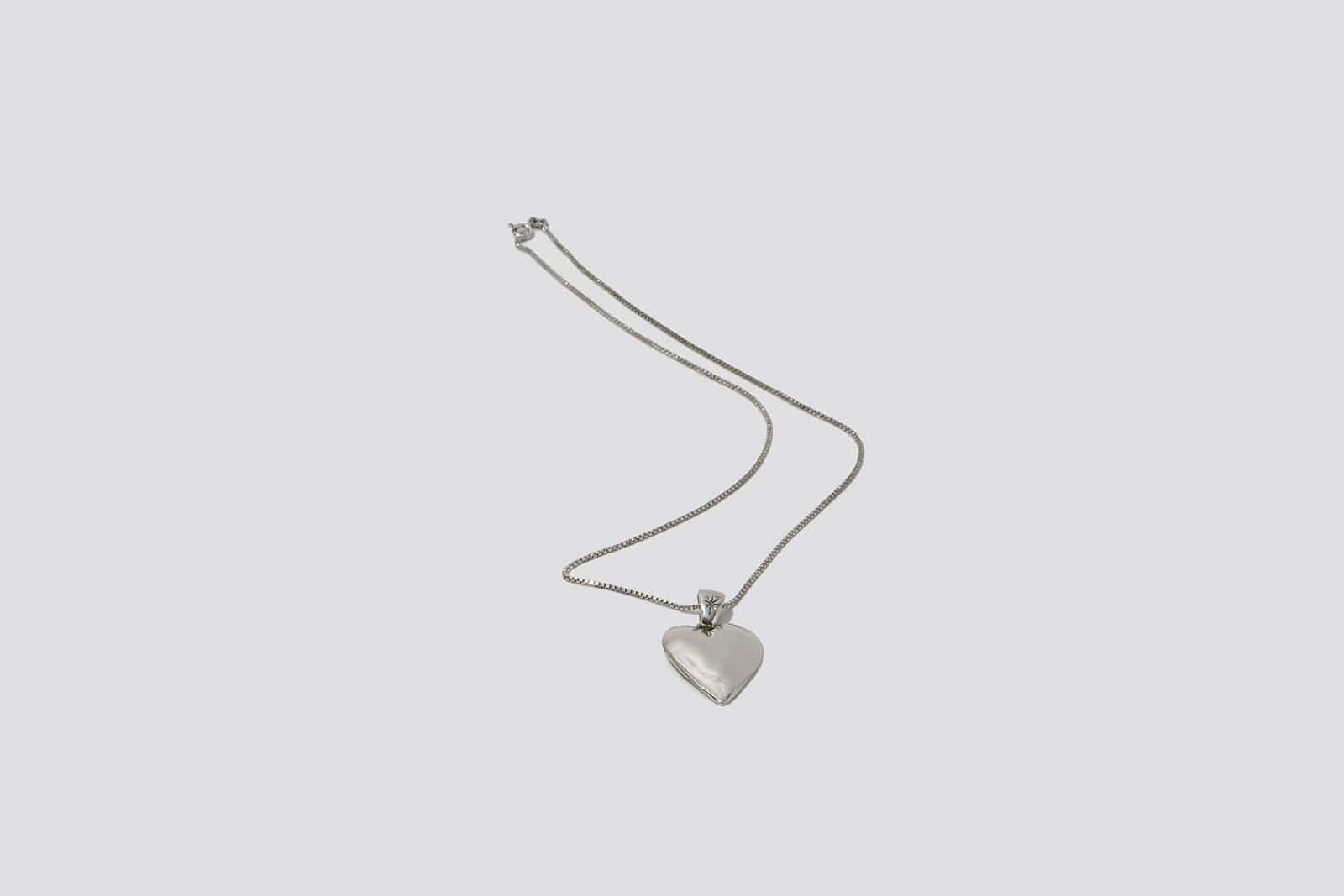 Heart Necklace - MAIMOUN