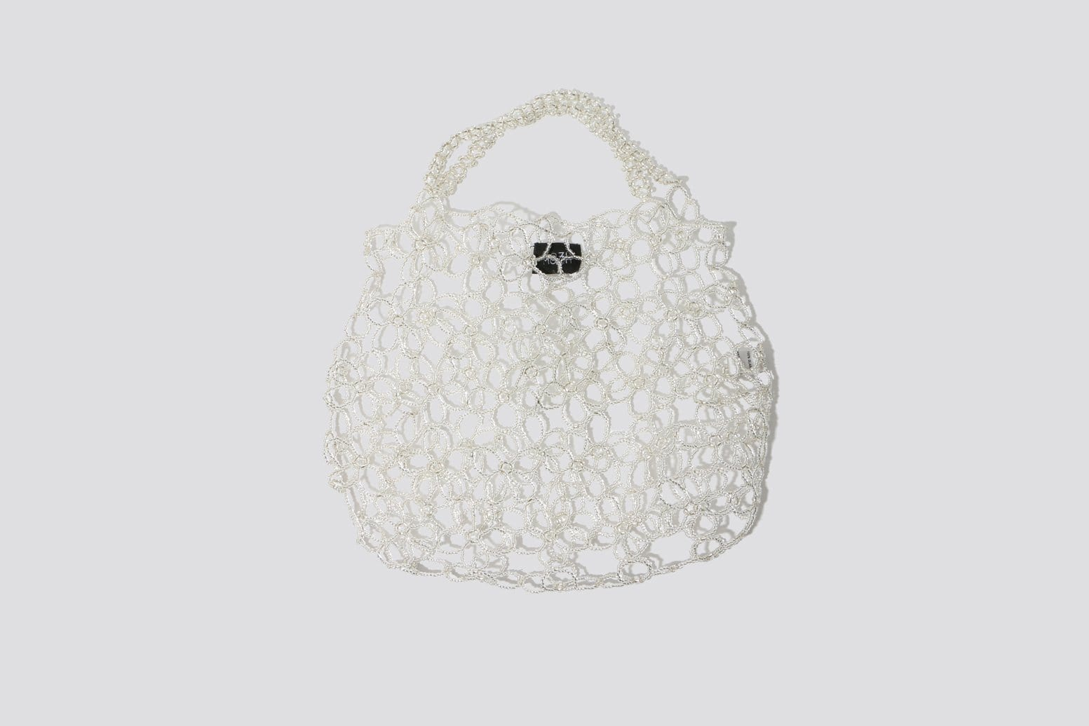 Flower Beaded Bag - MAIMOUN