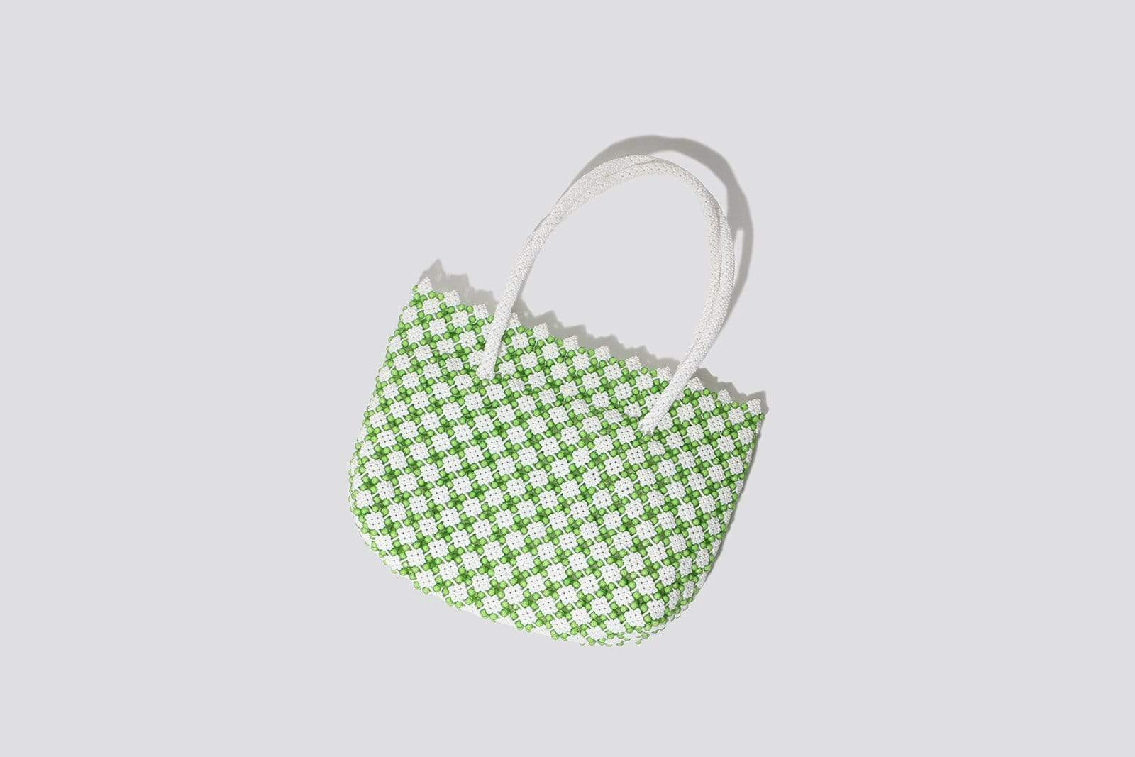 True Green Tote - MAIMOUN