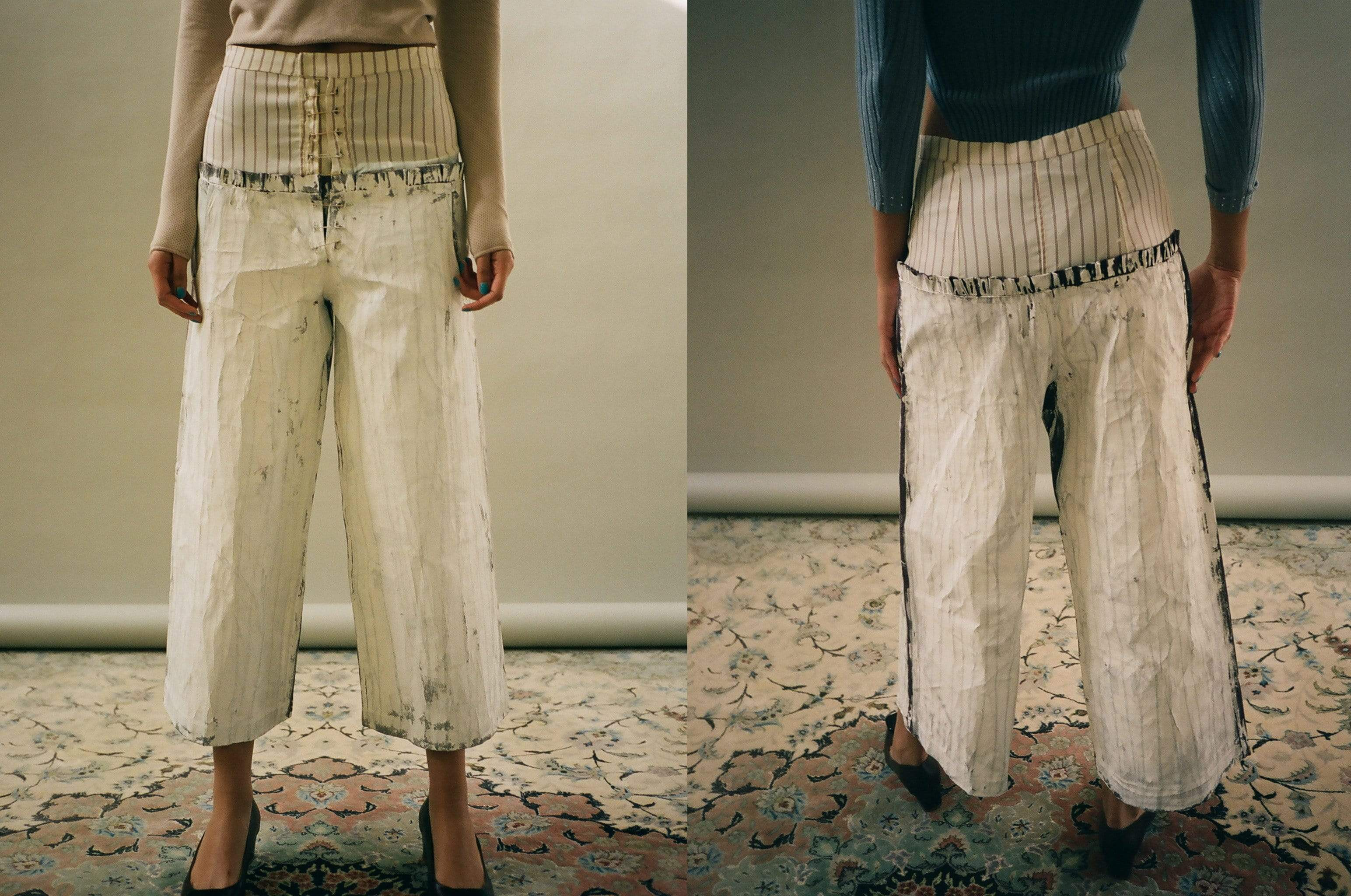 Maimoun Rachel Lee Painter's Pant