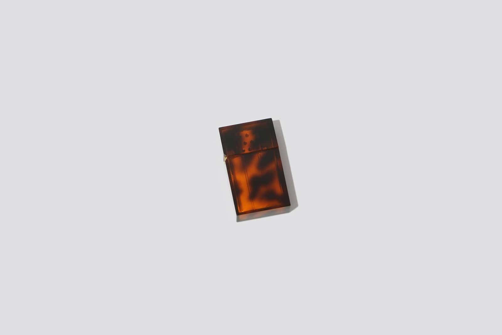 Marble Tortoise Lighter - MAIMOUN