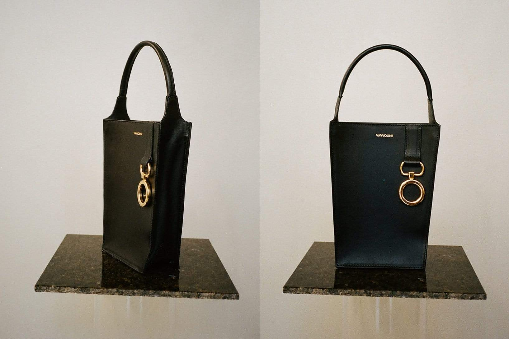 Black Mishe Bag - MAIMOUN