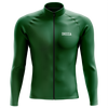 Race Jacket L/S Green