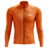 Race Jacket L/S Orange