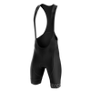 4 seasons Bib Short Black edition (Black on black)