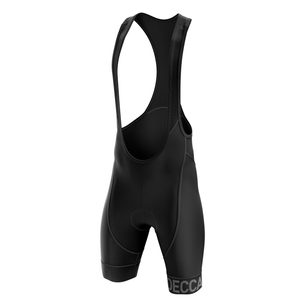 Ultimate Black Cycling Bib Short Men