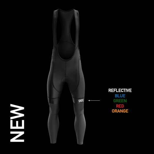 Race Full Tight Black FLEX - NEW