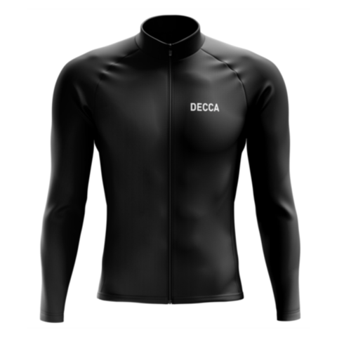 Pro Cycling Jersey Long Sleeves