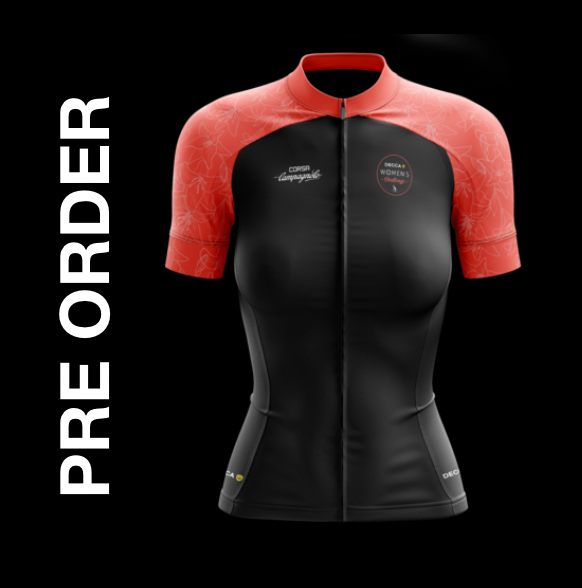 WOMENS CHALLENGE 2020 JERSEY  / PRE Order