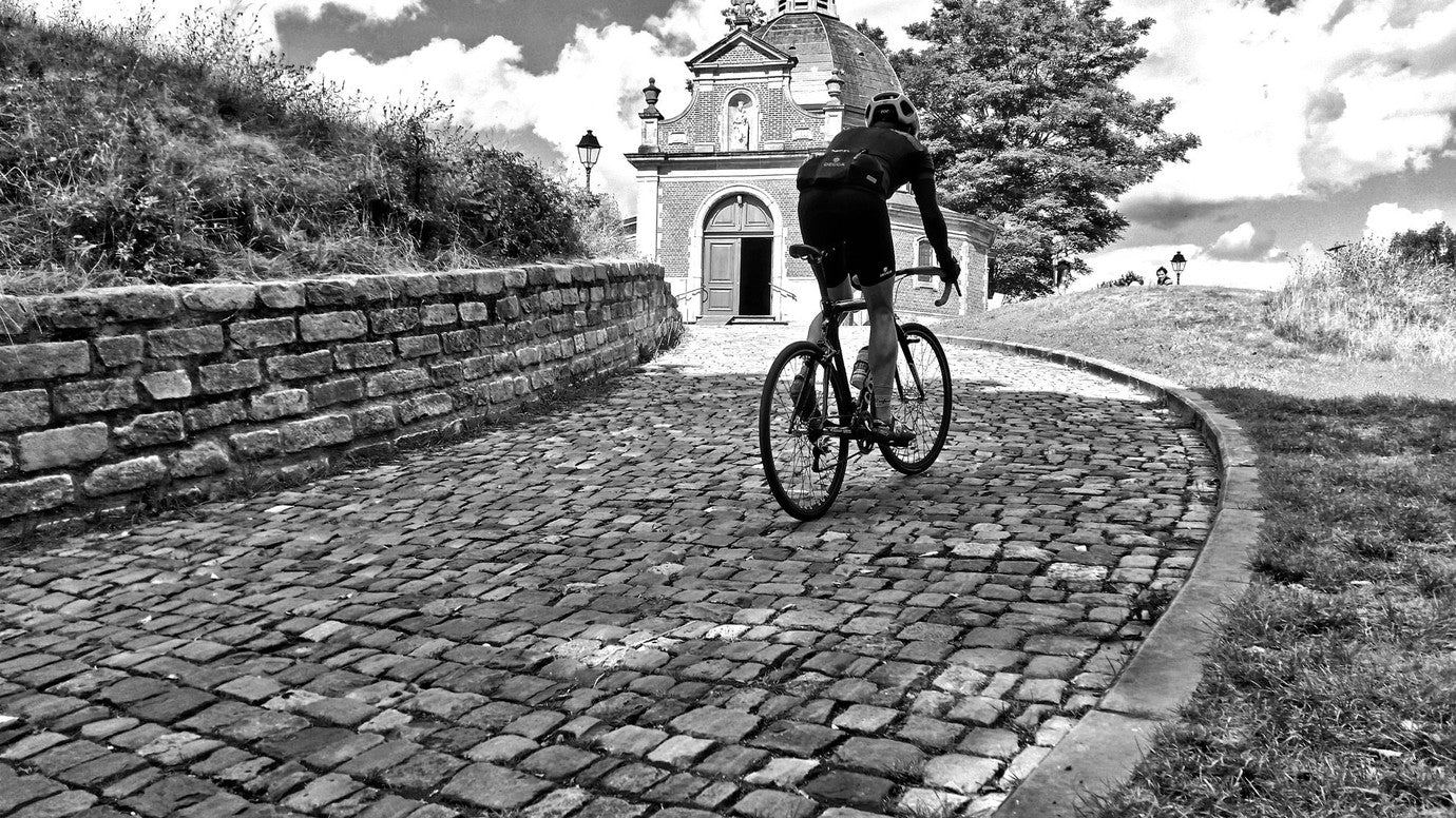 <strong>STRAIGTH FROM THE BELGIAN COBBLESTONES</strong>