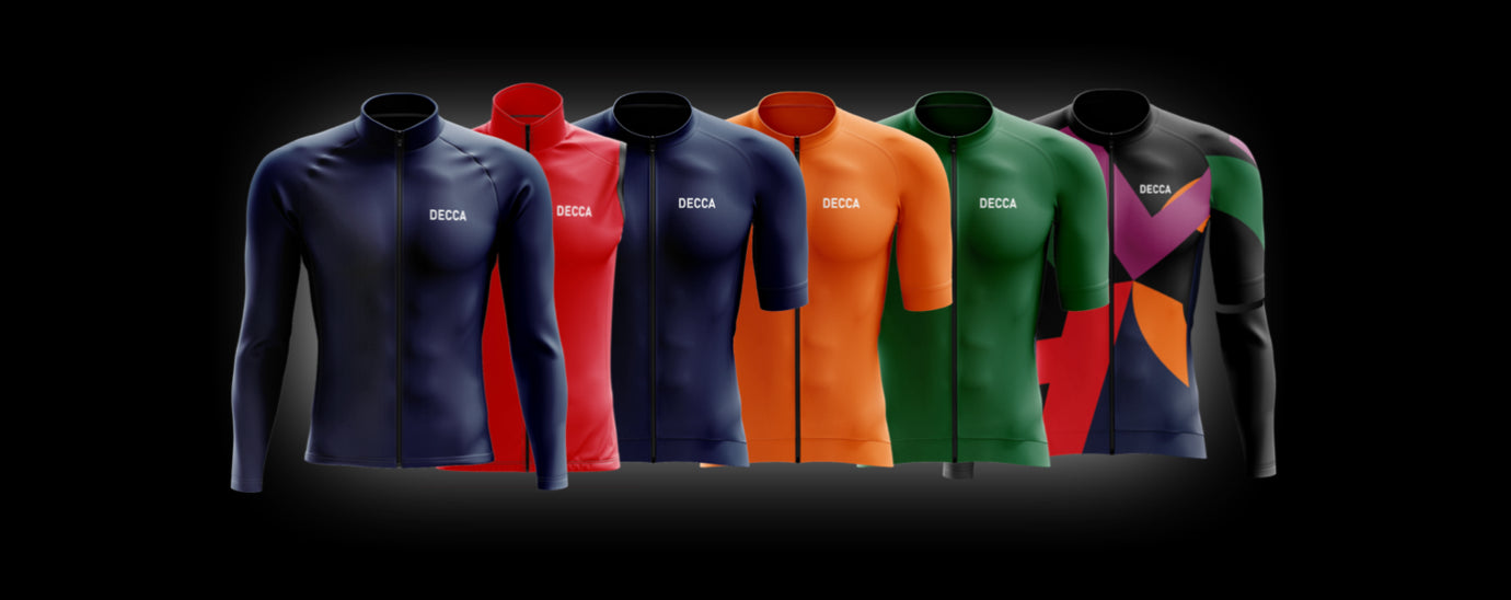 <strong>WE'LL PRINT &<br>MANUFACTURE<br>YOUR SPORTS WEAR</strong>