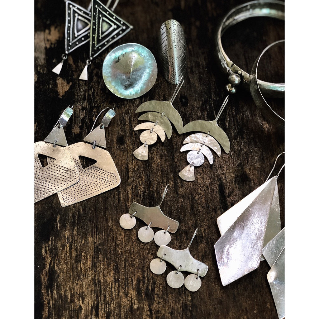 Ewa Tribal Jewelry Handcrafted Silver Wholesale