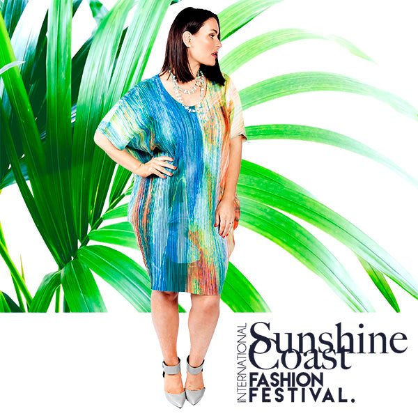 Coral & Co Australia Shines on the Catwalk at Sunshine Coast Fashion Festival, October 2017