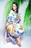 Kaftan Dress Bird of Paradise