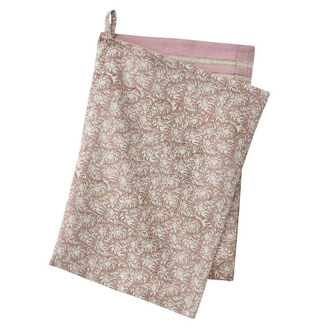 Nisha Rose Tea Towel