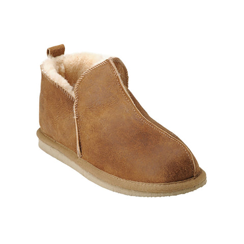Women's Annie Slipper in Cognac