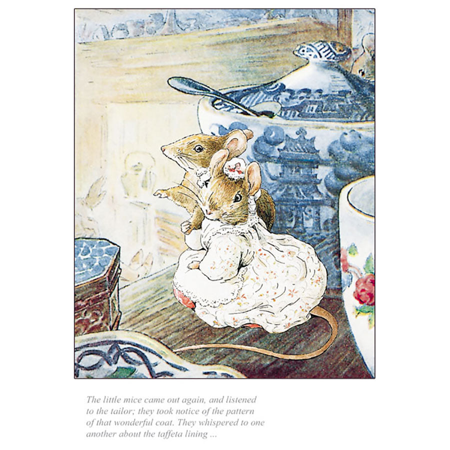 The Little Mice Came Out Again By Beatrix Potter