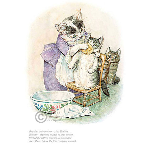 Tom Kitten By Beatrix Potter