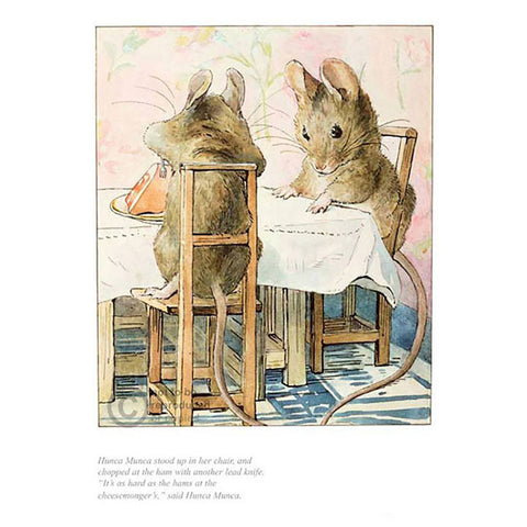 Two Bad Mice By Beatrix Potter