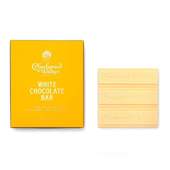 *NEW* White Chocolate Butler Bar - Yellow Bar
